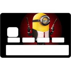 Sticker CB Minions
