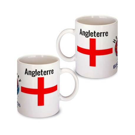 Mug Euro 2016 Angleterre