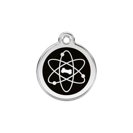 Médaille Chien Red Dingo Atome Os