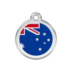 Médaille Chien Red Dingo Australia