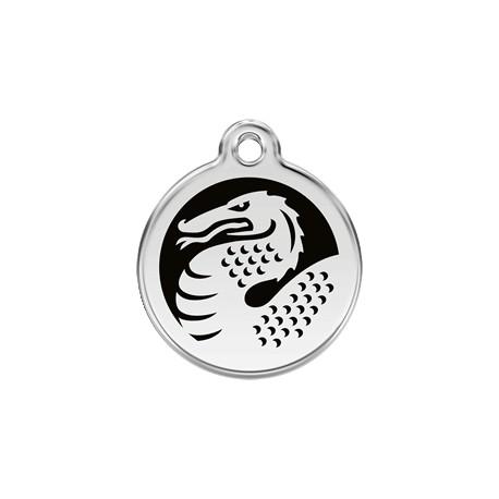 Médaille Chien Red Dingo Dragon