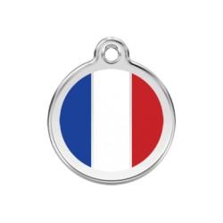 Médaille Chien Red Dingo France