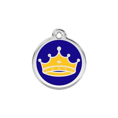Médaille Chien Red Dingo King