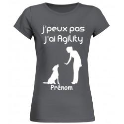 """Tee shirt Femme """"J'ai Agility"""""""