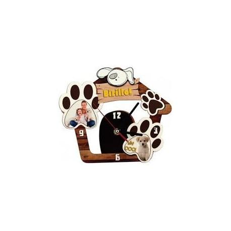 Horloge Animal Personnalisée