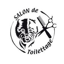 Sticker salon de toilettage 2