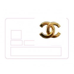 Sticker cb Chanel or