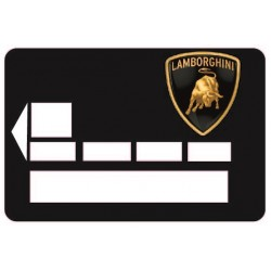 Sticker CB Lamborghini
