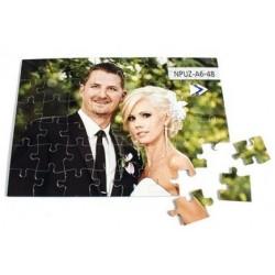 Puzzle A4 48 pièces